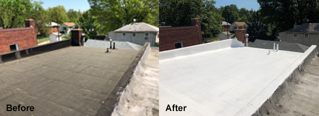 Low Slope Roofing Broomfield